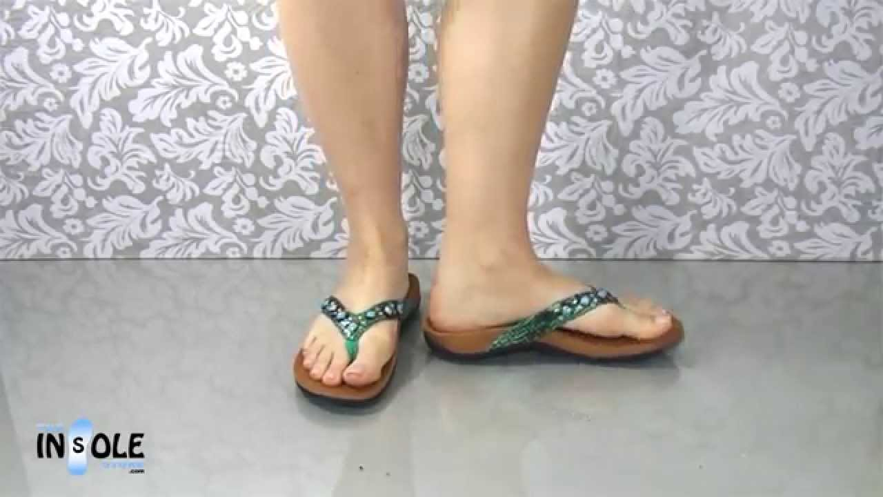 dea0d5c59ed4 Vionic Orthaheel Snake Floriana Teal Orthotic Sandals  TheInsoleStore.com
