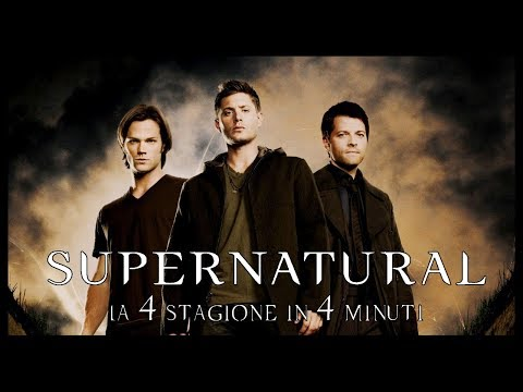 La quarta stagione di Supernatural in 4 minuti