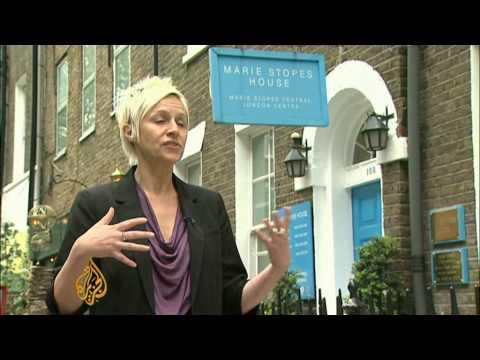 Abortion advert airs on UK TV