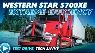 Western Star 5700XE: Tech Savvy