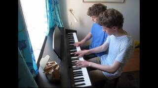 Plant Life - Owl City - (Piano cover) - All things bright and beautiful