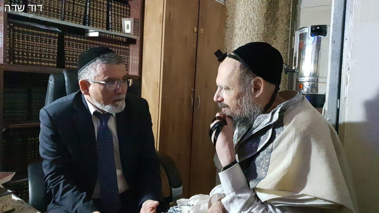 שר הדתות ר' יצחק וקנין מתברך מהרב דב קוק