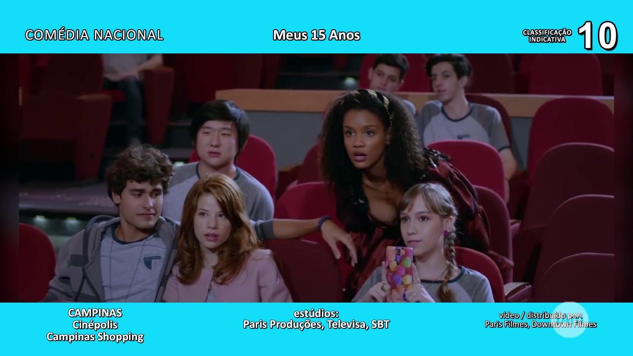 05 - Cinema - Estreia da Semana - 325 - Comedia Nacional -