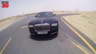 Rolls-Royce Dawn Test Drive