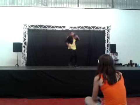 Solo Dancehall Apoliana Oliveira