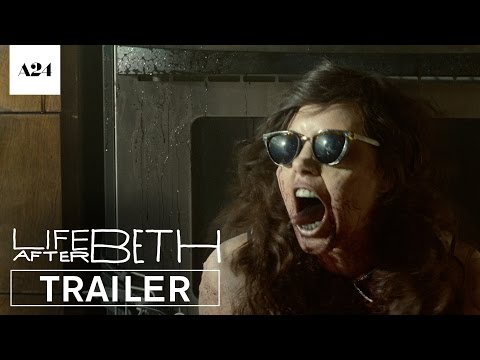 Life After Beth | Official Trailer HD | A24