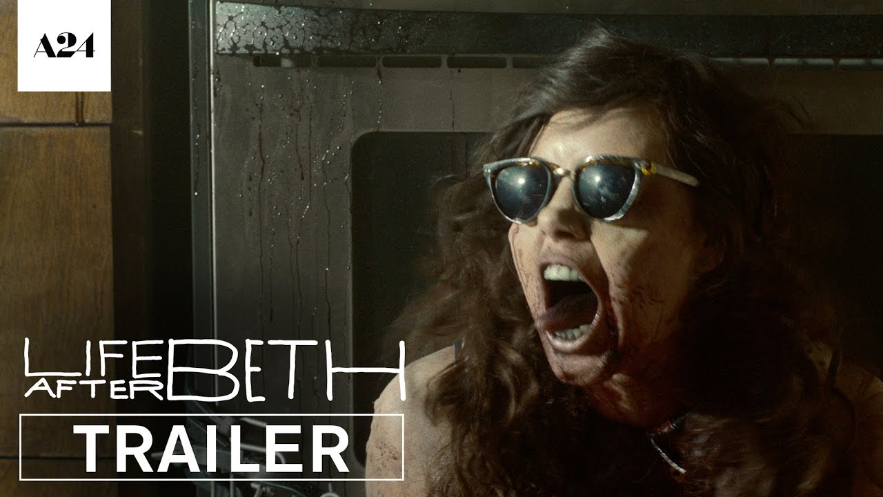 Life After Beth Official Trailer Hd A24 Youtube