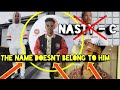 #NASTY C SLAPPED AND ACCUSED THAT THE NAME