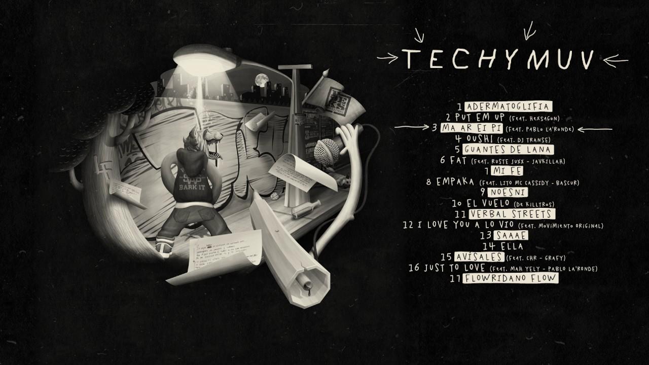 Download CHYSTEMC - TECHYMUV (Full Album)