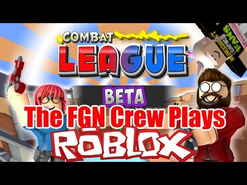 The FGN Crew Plays: ROBLOX – Combat League (PC)