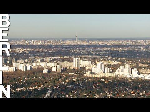 West-Berlin: Sensationelle Luftaufnahmen mit der Cineflex-Kamera (2013)
