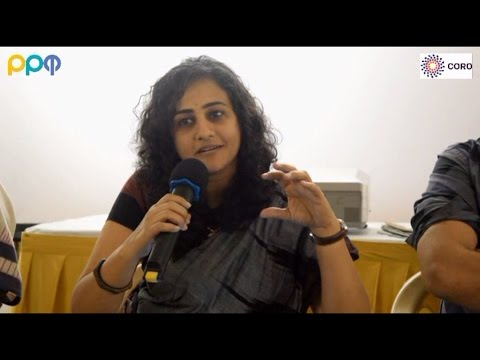 Panel Discussion on Right to City: Bridging the Gap | Prachi Merchant, Urban Planner