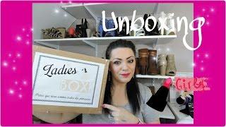 Unboxing : Ladies box octobre 2015