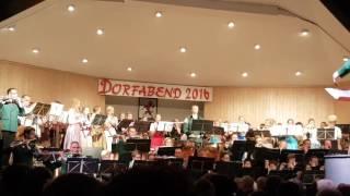 Dorfabend 2016 - Triumphmarsch aus der Oper Aida