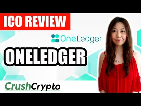 ICO Review: OneLedger (OLT) - Blockchain Protocol For Cross-ledger Access