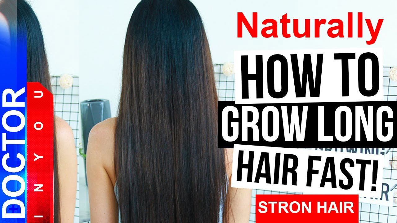 Foods To Eat To Make Hair Grow Thicker
