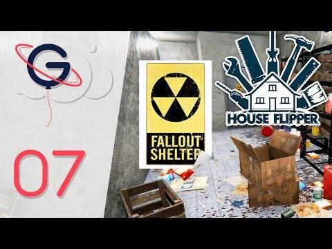 HOUSE FLIPPER FR #7 : Préparation d'un Bunker !
