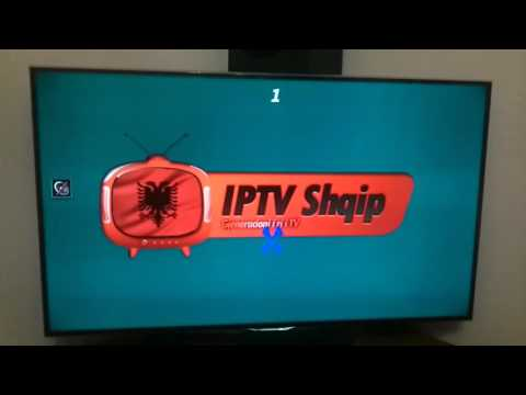 Samsung smart tv  IPTV SHQIP widget