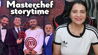 Master chef story time