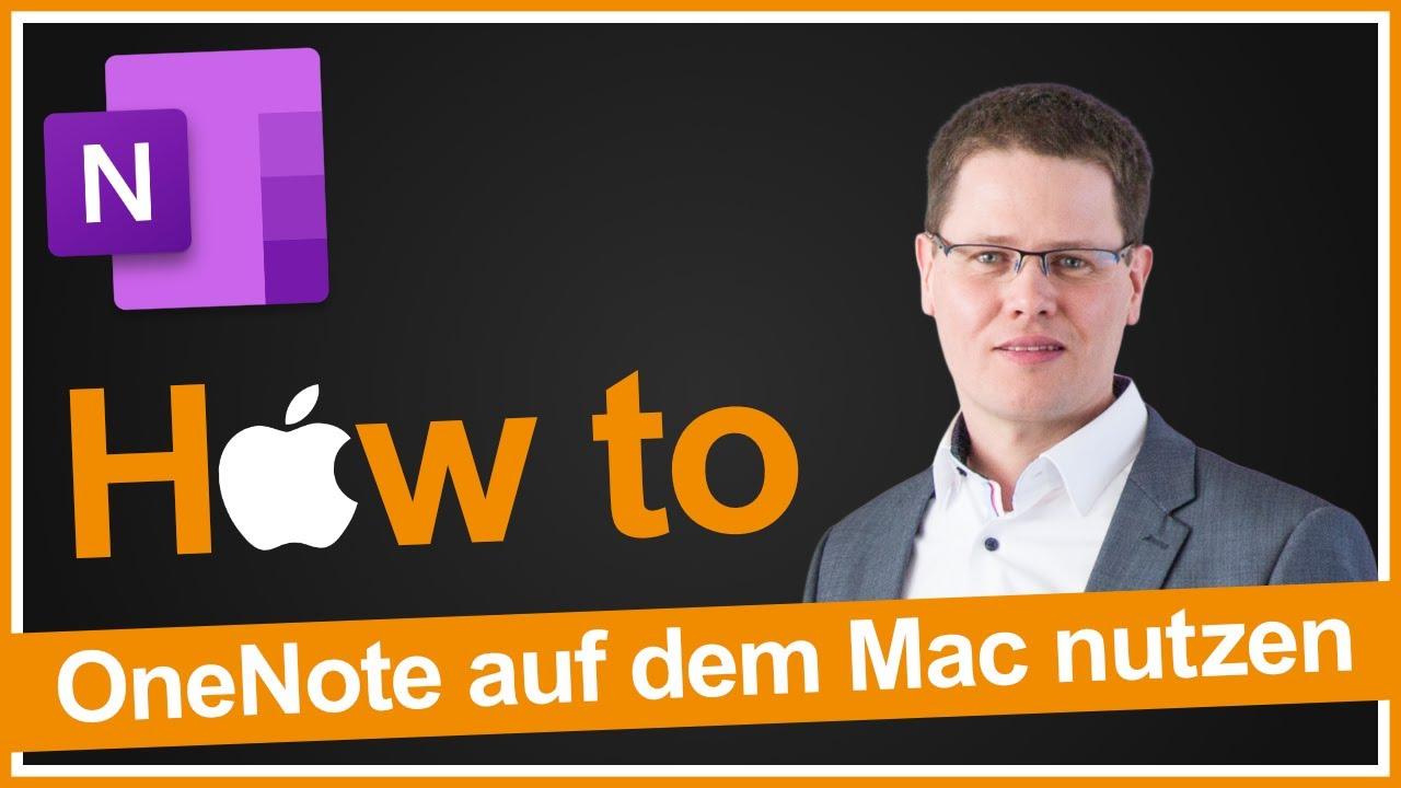OneNote für Mac