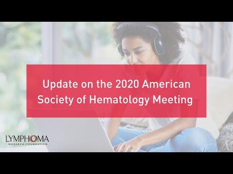 2020 American Society of Hematology Webinar