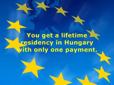 Immigration to europe through investment in Hungary