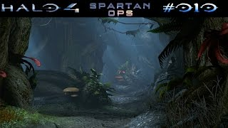 HALO 4: SPARTAN OPS | #010 - Artefakt: Gagarin | Let's Play Halo The Master Chief Collection