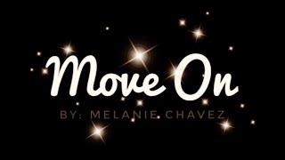 """MOVE ON (para sa mga NAGMAHAL pero NASAKTAN lang)""  Inspired by:  Marcelo Santos III"