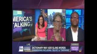 Twerking in the Oxford English Dictionary: Morgan Freeman Defines It, Jason Johnson responds