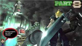 Can you hear the planet's cry? - Final Fantasy VII Part 8