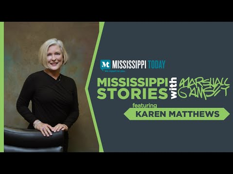 Mississippi Stories: Delta Health Alliance CEO & President Karen Matthews