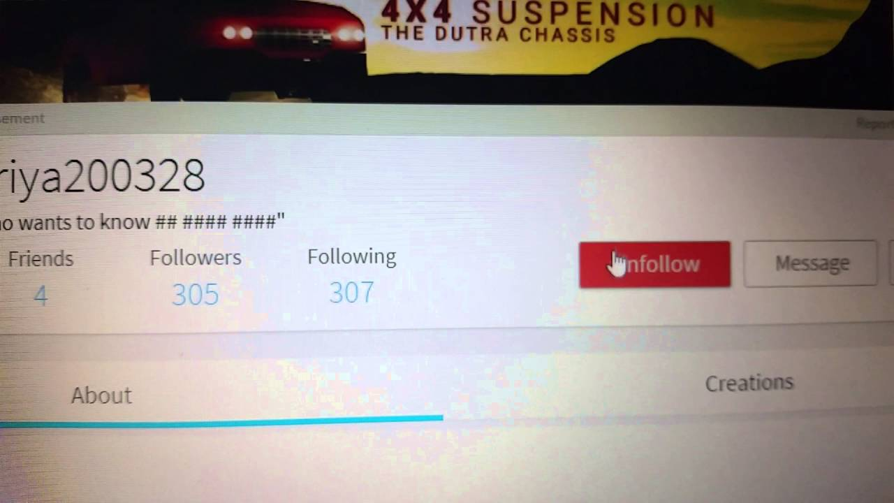 How to follow a person 94