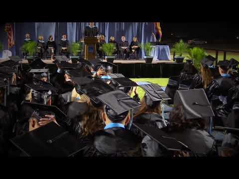 Gila Ridge High School 2018 Graduation Speeches