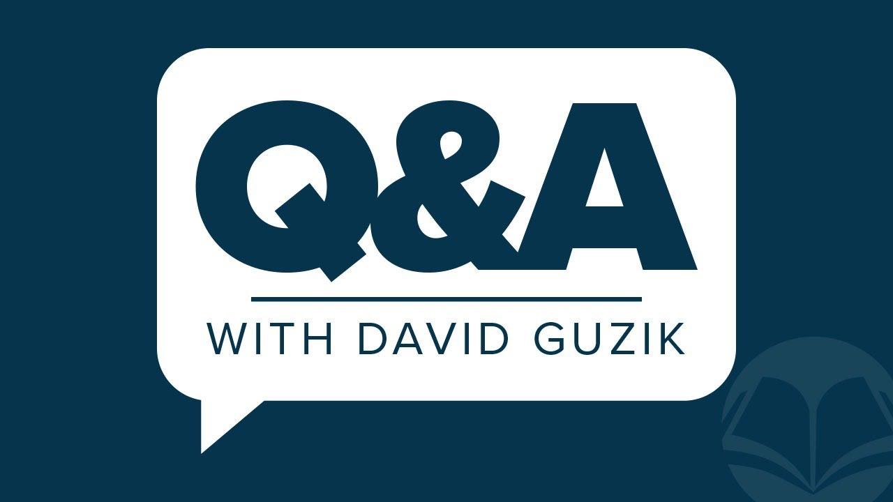 LIVE Q&A - July 6, 2018