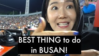 US KOREANS TAKE IT TO A WHOLE NOTHER LEVEL MAN | Busan Bucket List
