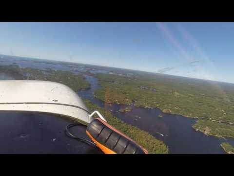 2016 Labour Day Weekend Flight to Henry's
