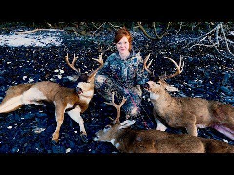Monster Sitka Blacktail Deer - Krimson Trail on Kodiak, Island