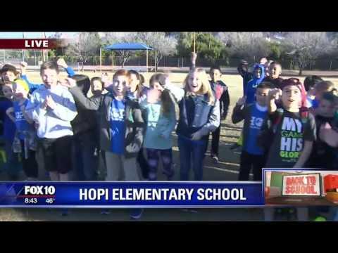 Back to school: Hopi Elementary School Part 2