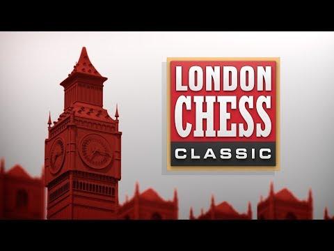 2017 London Chess Classic: Round 1