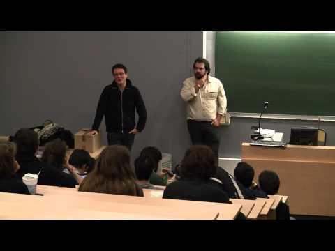 Conférence Eleusis NEF janvier 2013