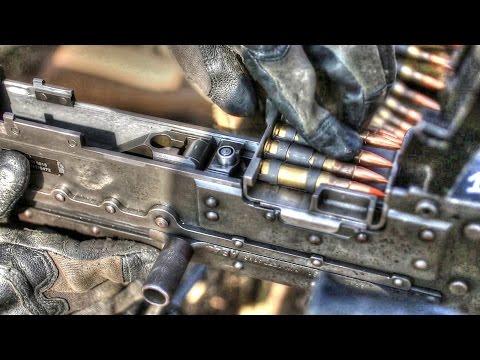 M240B Machine Gun Training