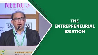 The entrepreneurial ideation