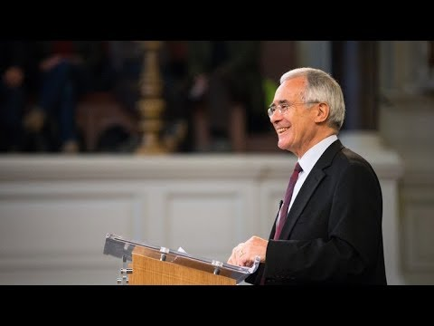 """Towards a low-carbon future"" with Lord Nicholas Stern"