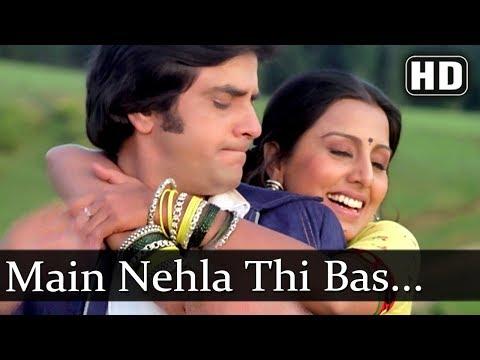Main Nehla Thi Bas Nehla (HD) - Aatish Songs - Jeetendra - Neetu Singh - Bollywood Old Songs