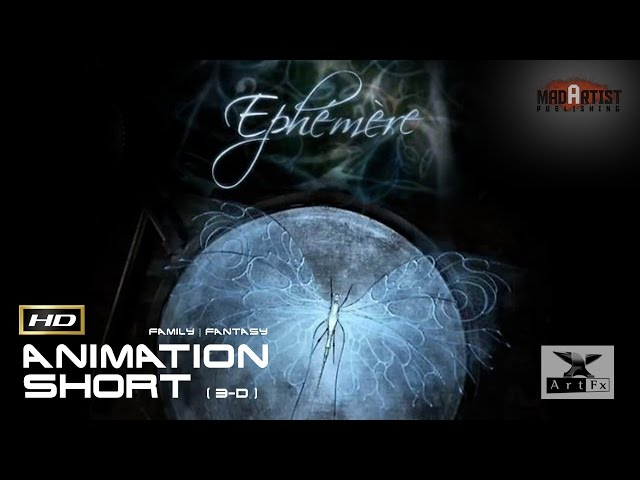 Ephemere (HD) | The evolution of something that's out of this world (ArtFx)