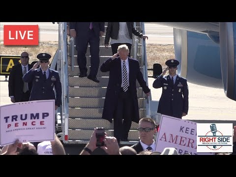LIVE: President Donald J. Trump Rally in Macon, GA 11-4-18