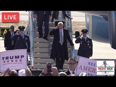 LIVE: President Donald J. Trump Rally in Macon, GA 11-4-18