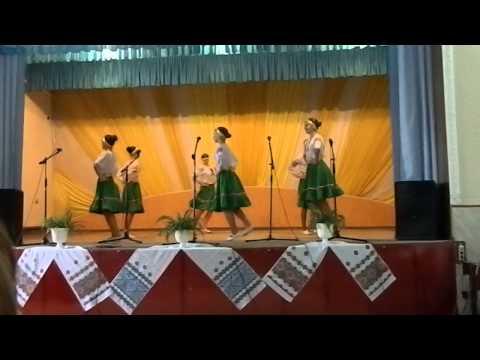 Танець 'Українська полька'