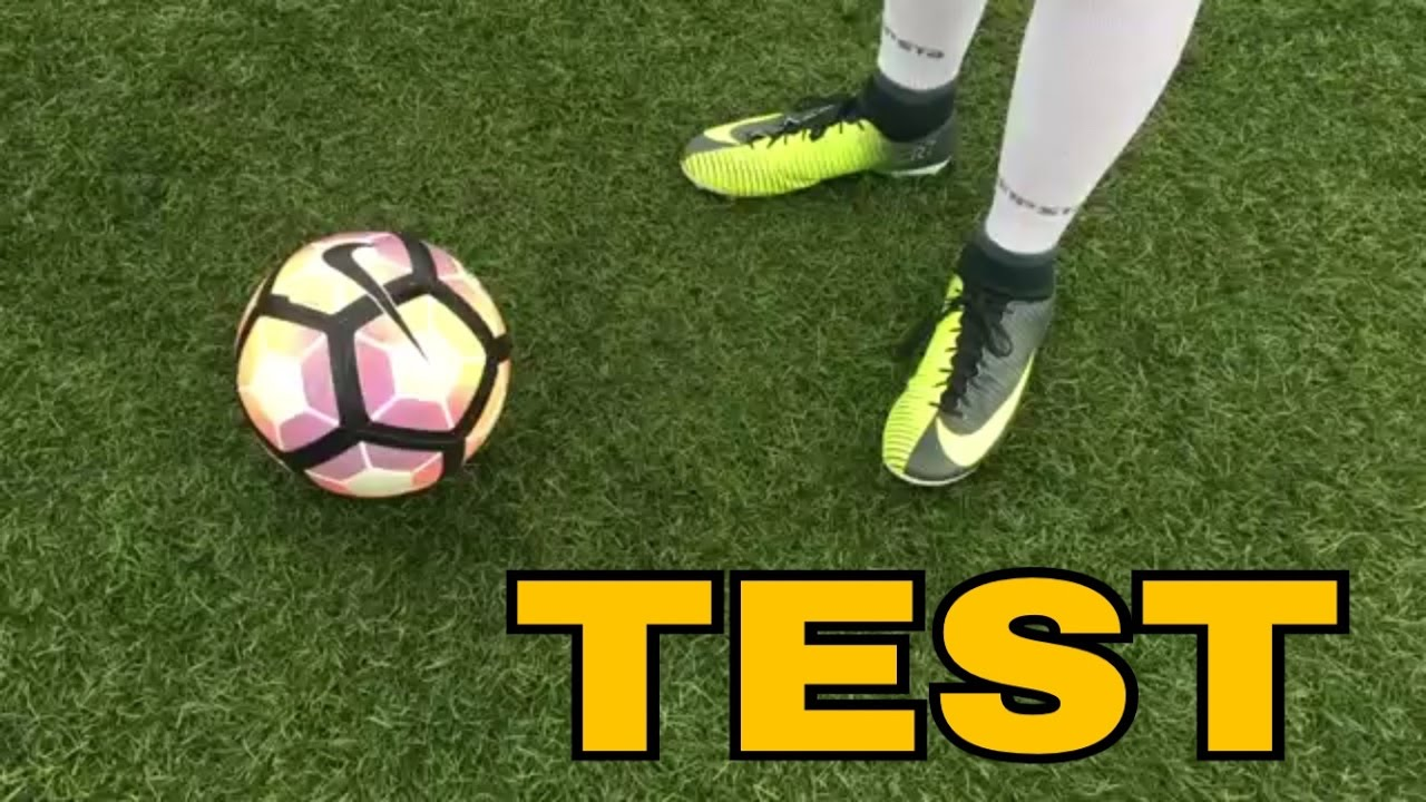 98ec0a088522 NIKE MERCURIAL VICTORY VI CR7-TEST - YouTube