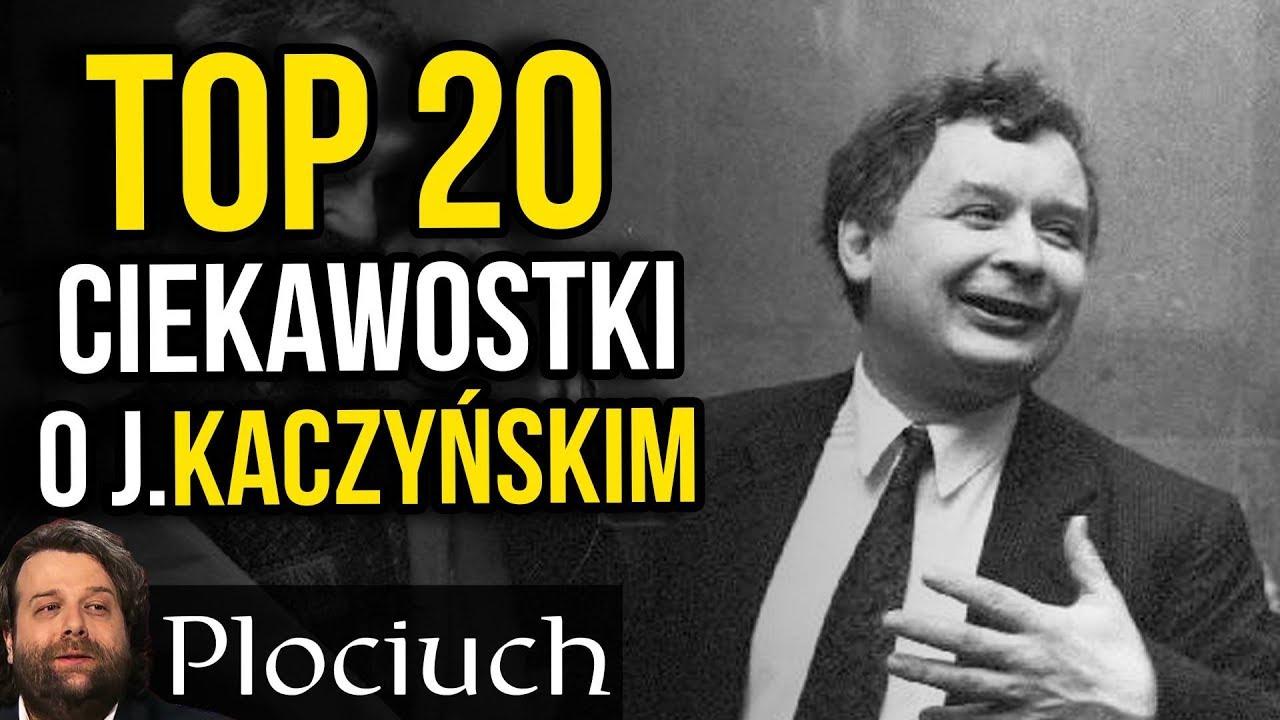 TOP 10 Ciekawostek i Nieznanych Faktów o Jarosławie Kaczyńskim